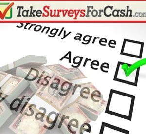 take surveys for cash 3