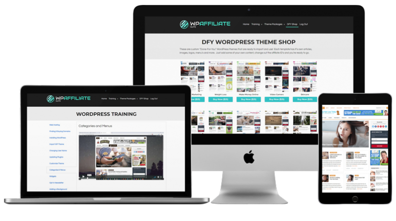 WP Affiliate Suite Product 1